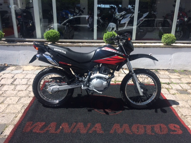 NXR 150 Bros Mix ES HONDA 2008